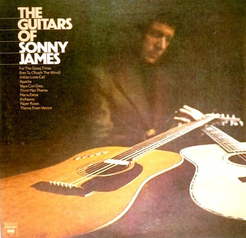 Sonny James - The Guitars Of Sonny James