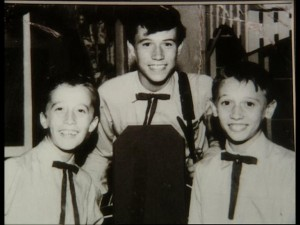 Bee Gees wearing Southern Gentleman Tie