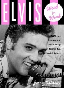 Elvis Presley - Word For Word